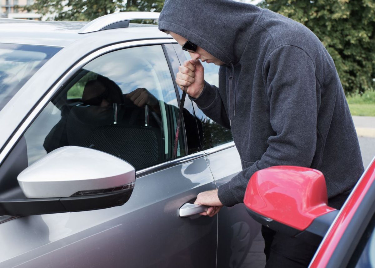 Car Theft Prevention Tips form the Cantiani Insurance Group